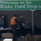 "Dozen Homeless ""Drop In"" On Triage Tent"
