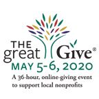 PAST EVENT – The Great Give 2020