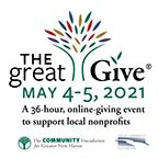 Save the Date! The Great Give 2021