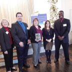 Citizens Bank receives Columbus House's 2013 Community Service Award